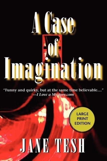 A Case of Imagination LP als Taschenbuch