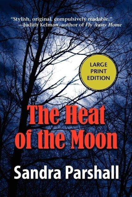 The Heat of the Moon: A Rachel Goddard Mystery als Taschenbuch