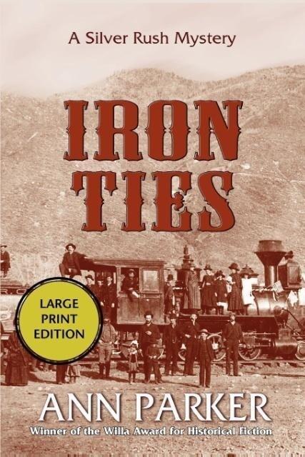 Iron Ties LP als Taschenbuch