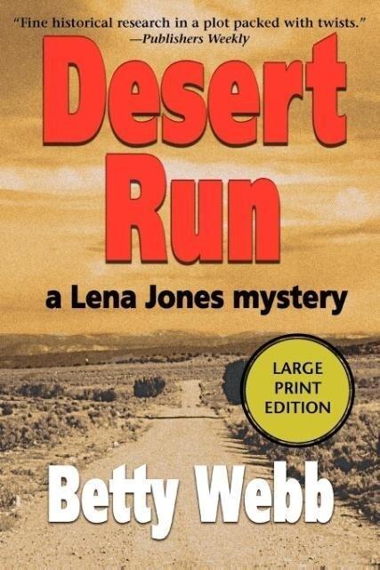 Desert Run LP als Taschenbuch