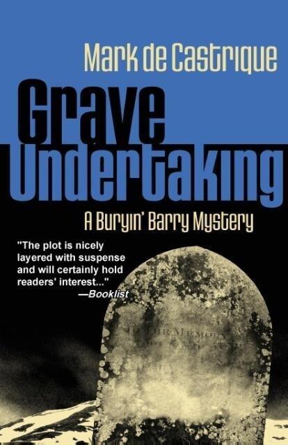 Grave Undertaking als Taschenbuch