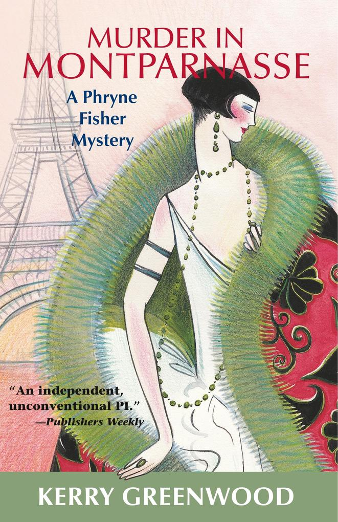 Murder in Montparnasse als Buch