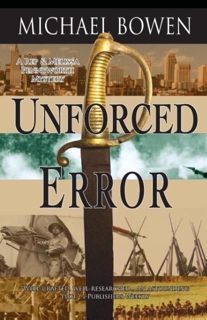 Unforced Error als Taschenbuch