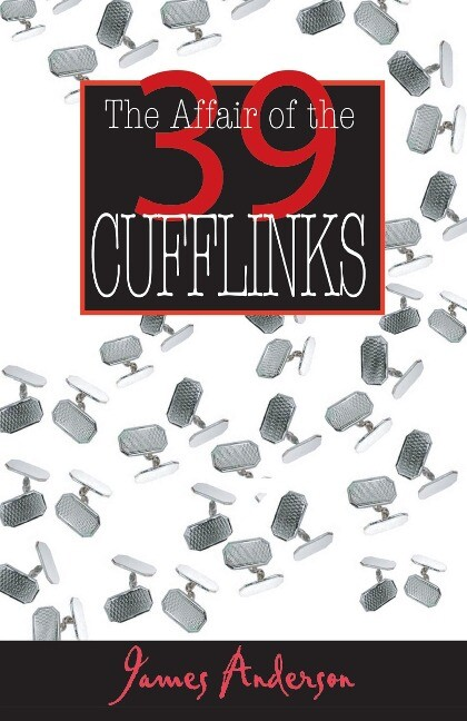 The Affair of the 39 Cufflinks: An Inspector Wilkins Mystery als Taschenbuch