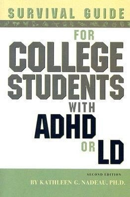 Survival Guide for College Students with ADHD or LD als Taschenbuch