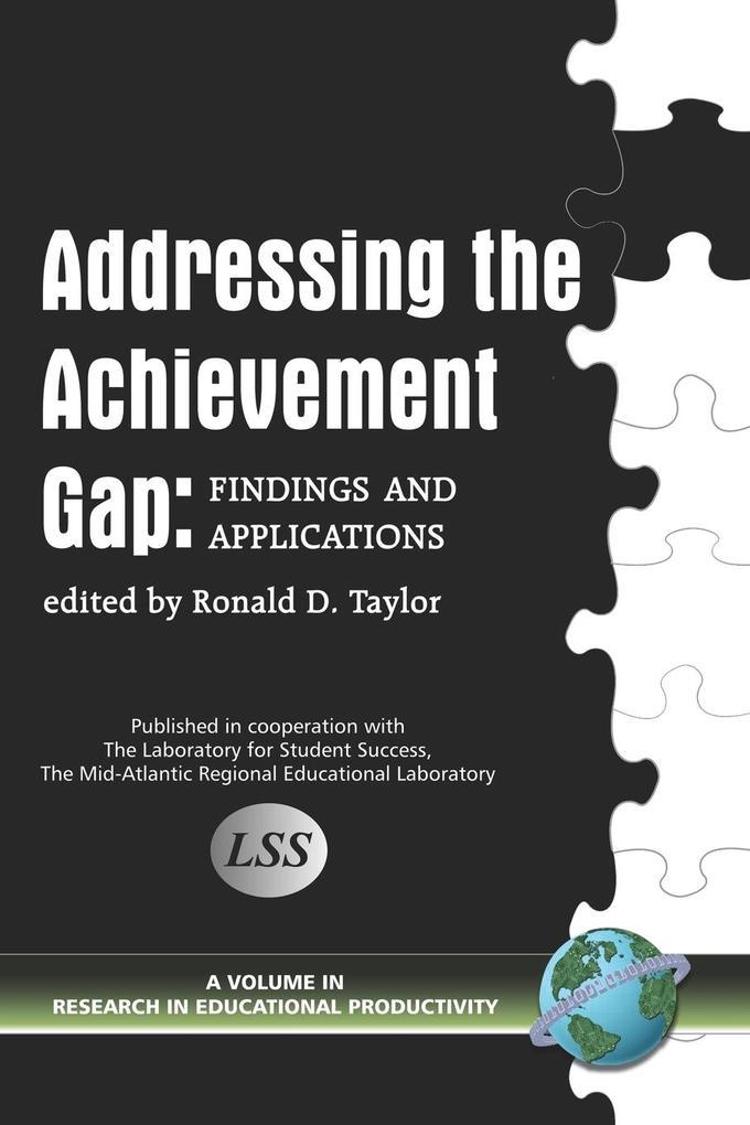 Addressing the Achievement Gap als Taschenbuch