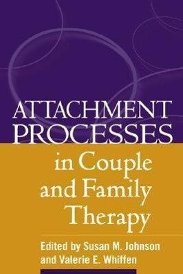 Attachment Processes in Couple and Family Therapy als Taschenbuch