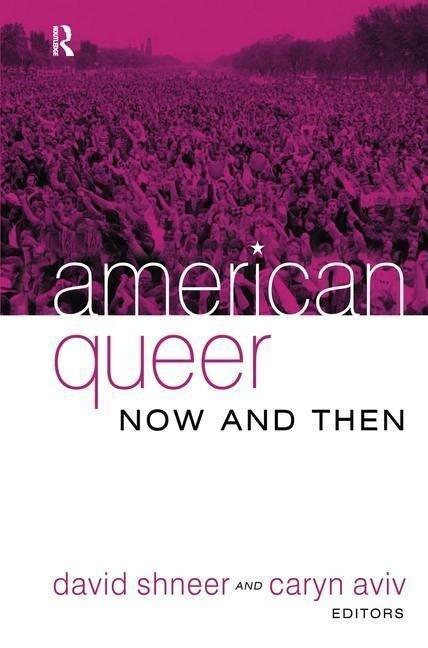 American Queer, Now and Then als Buch