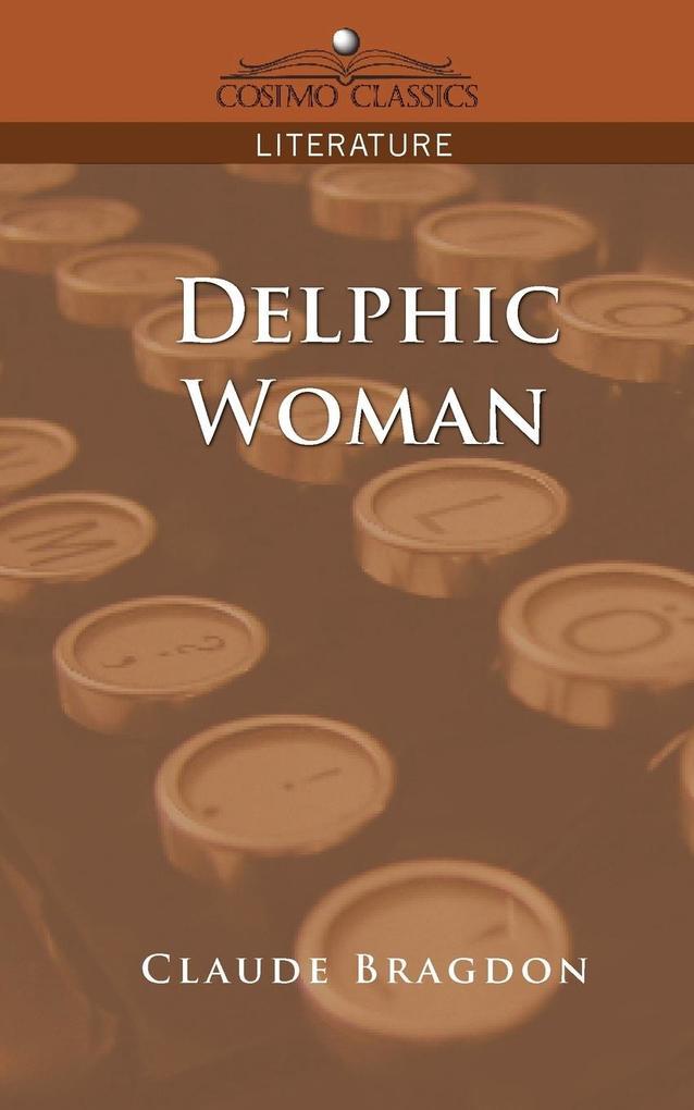 Delphic Woman als Taschenbuch