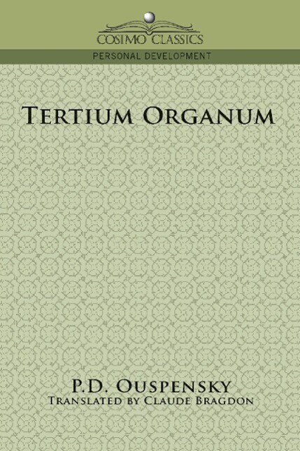 Tertium Organum als Taschenbuch