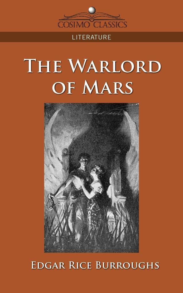 The Warlord of Mars als Taschenbuch
