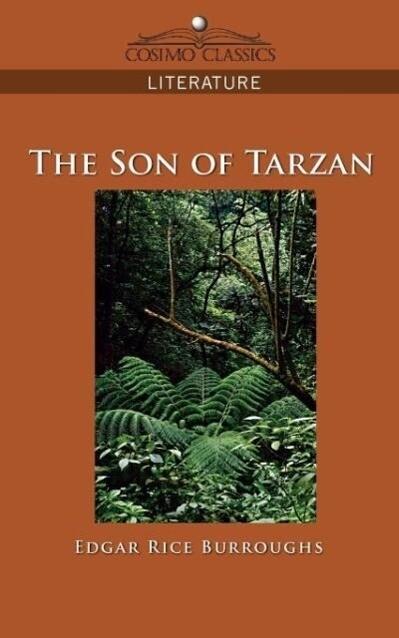 The Son of Tarzan als Taschenbuch