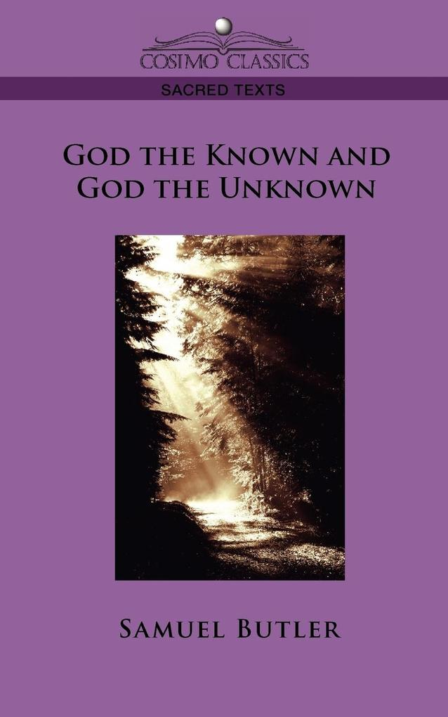 God the Known and God the Unknown als Taschenbuch