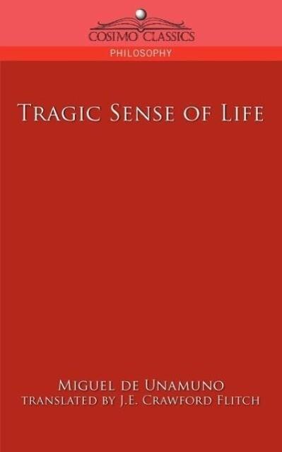 Tragic Sense of Life als Taschenbuch
