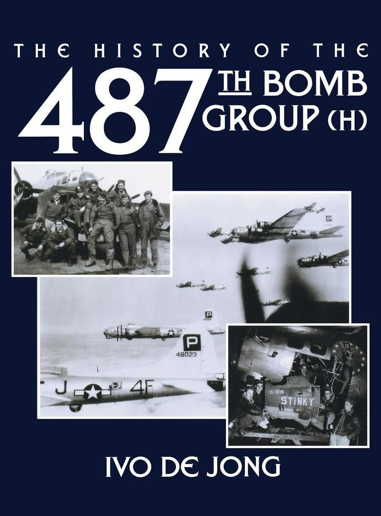 487th Bomb Group als Buch