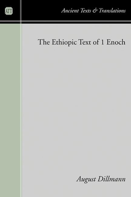 The Ethiopic Text of 1 Enoch als Taschenbuch