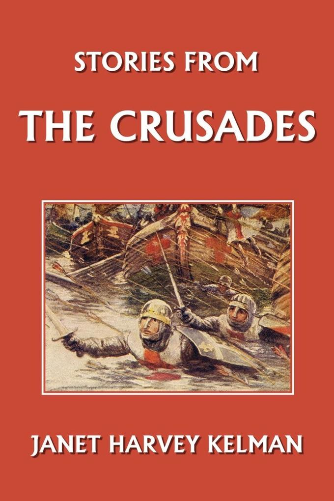 Stories from the Crusades (Large Print) als Taschenbuch