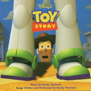 Toy Story - Englische Version als CD