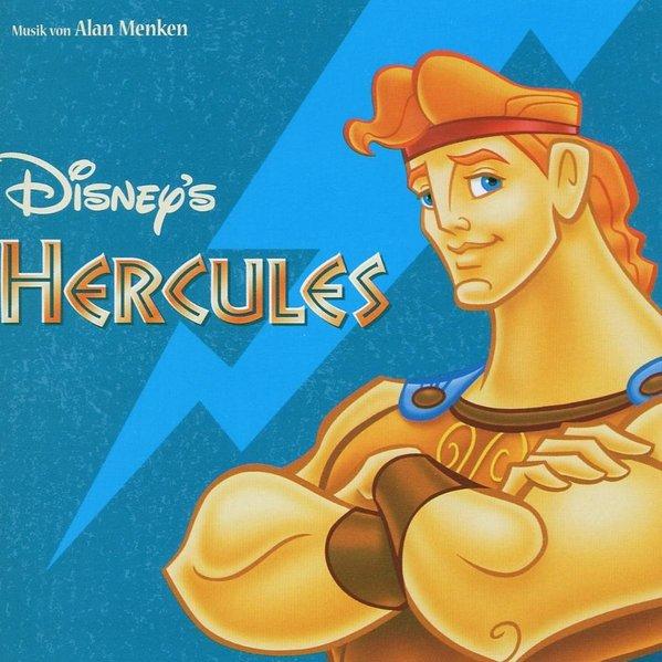 Hercules als CD