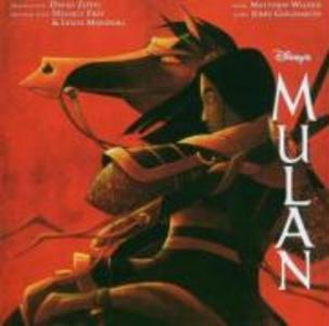 Mulan (Deutsch) als CD