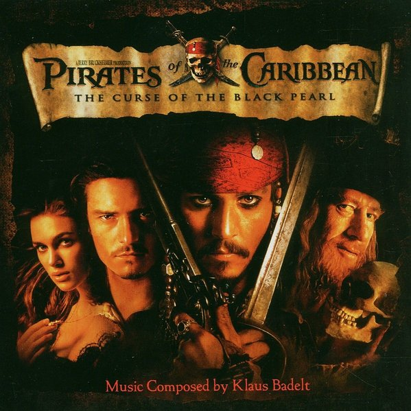 Pirates Of The Caribbean, 1 Audio-CD als CD