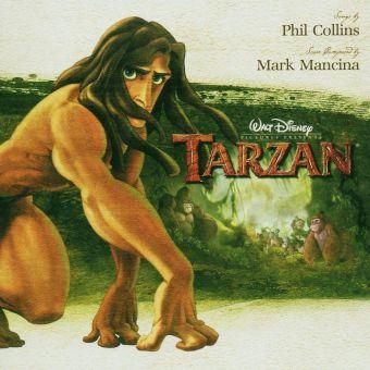Tarzan (Englische Version) als CD