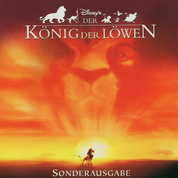 Der König der Löwen. Sonderausgabe als CD