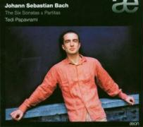 Die Sonaten & Partiten Für Violine Solo als CD