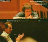 Concertos Pour Piano 2 & 3 als CD
