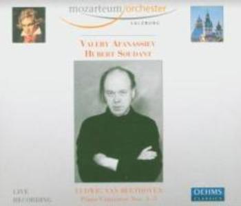 Sämtliche Klavierkonzerte 1-5 (GA) als CD