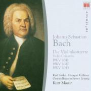 Violinkonzerte BWV 1041-1043 als CD