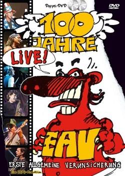 EAV - 100 Jahre EAV als DVD