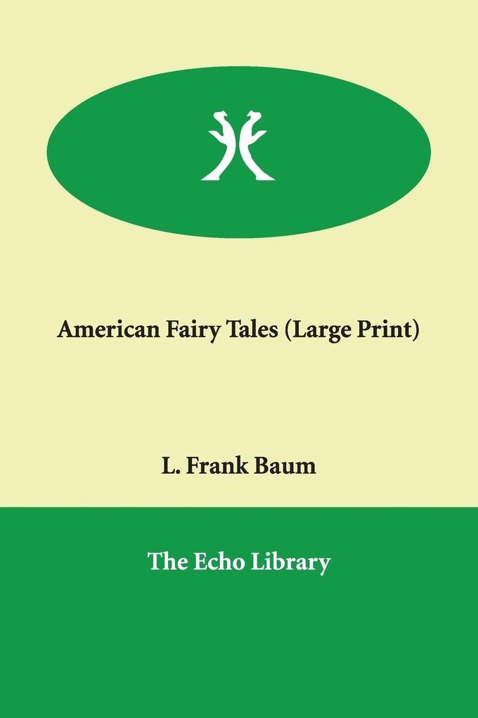 American Fairy Tales als Taschenbuch