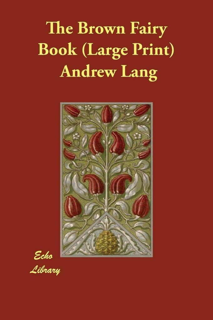 The Brown Fairy Book als Taschenbuch