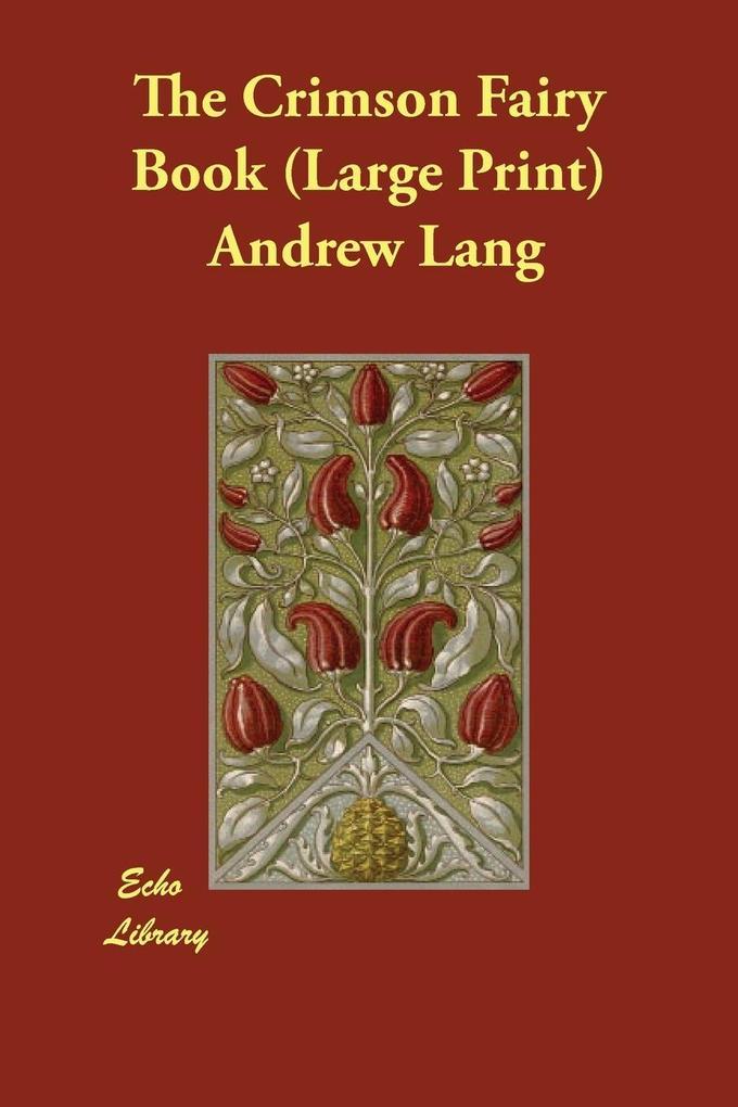 The Crimson Fairy Book als Taschenbuch