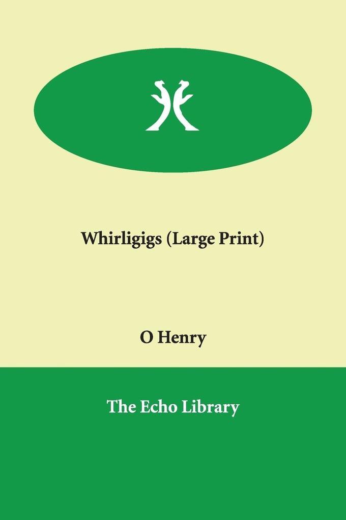 Whirligigs als Buch