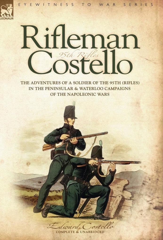 Rifleman Costello als Buch