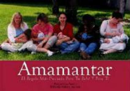 Amamantar (Spanish Edition) als Taschenbuch