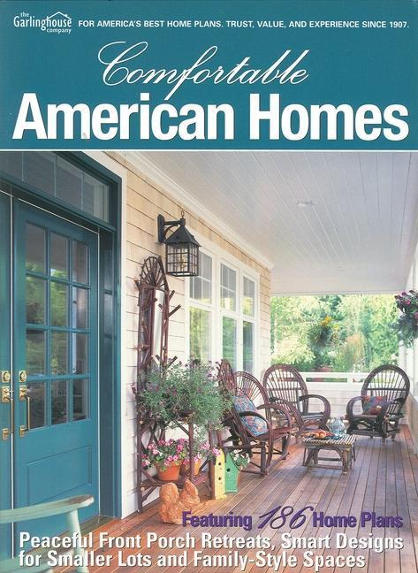 Comfortable American Homes als Taschenbuch