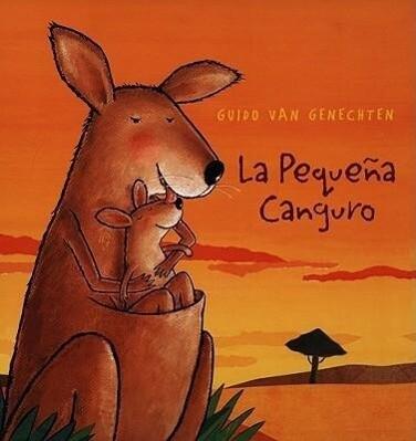 La Pequena Canguro als Buch
