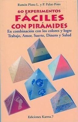 Sesenta experiencias fáciles con pirámides als Taschenbuch