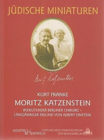 Moritz Katzenstein als Buch