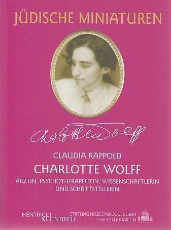 Charlotte Wolff als Buch
