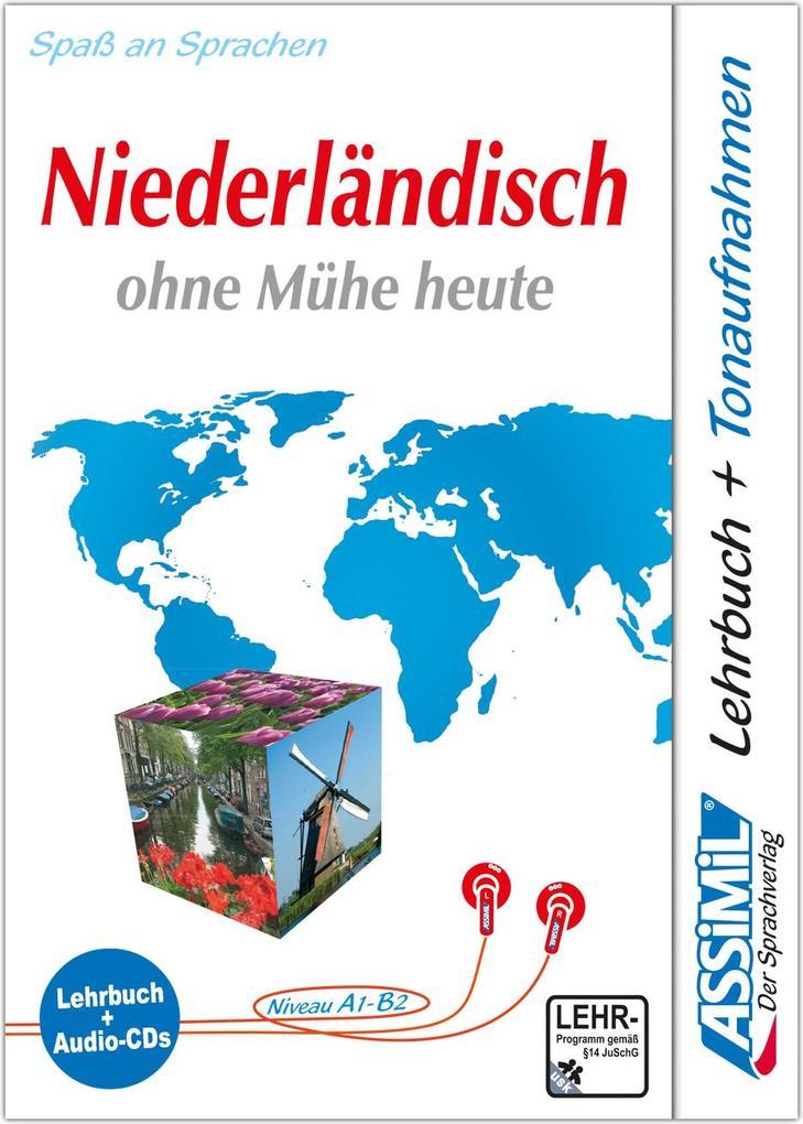 Assimil. Niederländisch ohne Mühe heute. Multimedia-Classic. Lehrbuch und 4 Audio-CDs als Buch