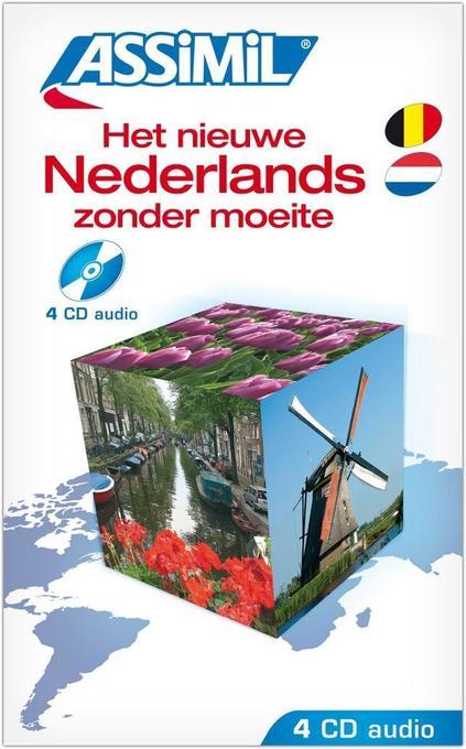 Assimil-Methode. Het nieuwe Nederlands zonder moeite. 4 Audio-CDs als Hörbuch
