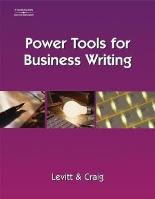 Power Tools for Business Writing als Buch