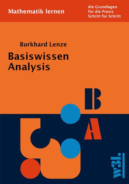 Basiswissen Analysis als Buch