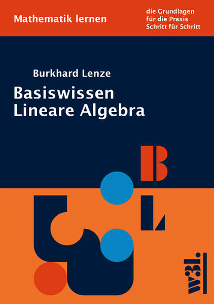 Basiswissen Lineare Algebra als Buch