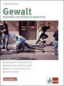 Gewalt. Schülerheft als Buch