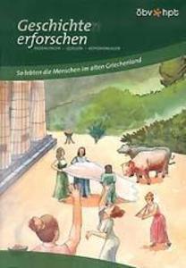 So lebten die Menschen im alten Griechenland als Buch